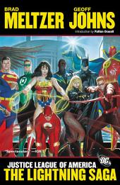 Justice League of America Vol. 2: The Lightning Saga