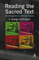Reading the Sacred Text