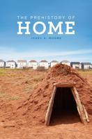 The Prehistory of Home PDF