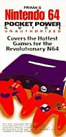Nintendo 64 Pocket Power Guide PDF