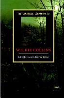 The Cambridge Companion to Wilkie Collins PDF