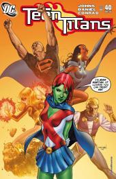 Teen Titans (2003-) #40