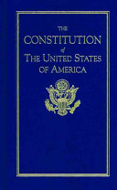 The Constitution of the United States of America Book