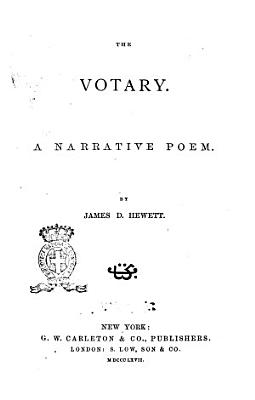 The Votary by James D  Hewett PDF