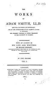 The Works of Adam Smith: Volume 1