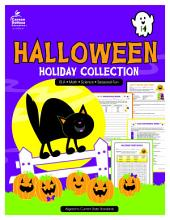Halloween Holiday Collection, Grade 4