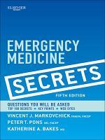 Emergency Medicine Secrets E Book PDF