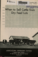 When to sell cattle PDF