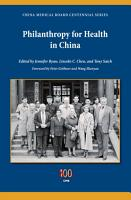 Philanthropy for Health in China PDF