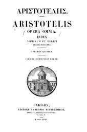 Opera omnia: Graece et Latine, Volume 5