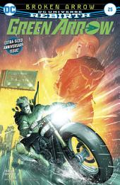 Green Arrow (2016-) #25