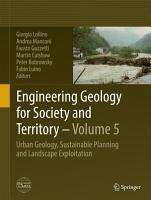 Engineering Geology for Society and Territory   Volume 5 PDF
