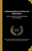 NOMENCLATURE OF COLORS FOR NAT PDF
