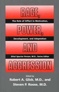 Rage  Power  and Aggression Book
