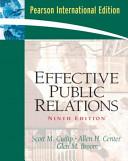 Effective Public Relations PDF