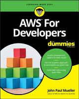 AWS for Developers For Dummies PDF