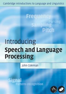 Introducing Speech and Language Processing PDF