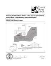 Ensuring that Structures Built on Fill In or Near Special Flood Hazard Area Are Reasonably Safe From Flooding