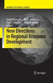 New Directions in Regional Economic Development