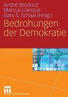 Bedrohungen der Demokratie PDF
