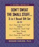 Don t Sweat the Small Stuff   3 Copy Mixed Prepack
