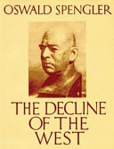 The Decline of the West  Abridged Edition  PDF