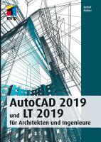 AutoCAD 2019 und LT 2019 PDF