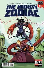 The Mighty Zodiac #1