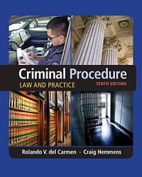 Criminal Procedure Law And Practice Book PDF