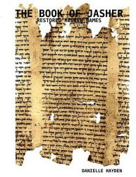 The Book Of Jasher Restored Hebrew Names Book PDF