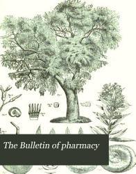 Bulletin Of Pharmacy Book PDF