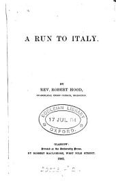 A run to Italy