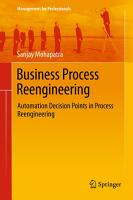 Business Process Reengineering PDF