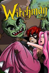 Witchman Book 1 Issue 4