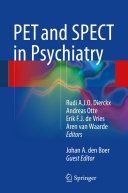 PET and SPECT in Psychiatry