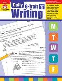 Daily 6 Trait Writing  Grade 5 PDF