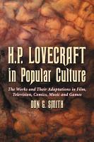 H P  Lovecraft in Popular Culture PDF