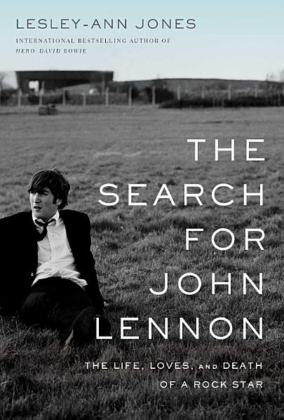 Download The Search for John Lennon Book