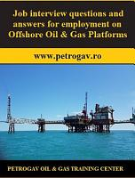 Job interview questions and answers for employment on Offshore Oil   Gas Platforms PDF