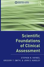 Scientific Foundations of Clinical Assessment PDF