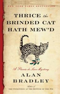 Thrice the Brinded Cat Hath Mew d Book