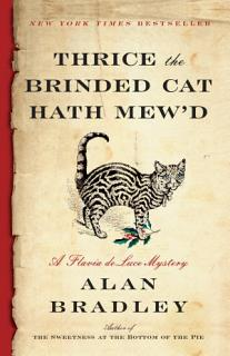 Thrice the Brinded Cat Hath Mew d Book