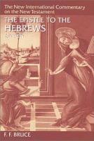The Epistle to the Hebrews PDF