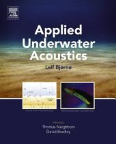 Applied Underwater Acoustics: Leif Bjørnø