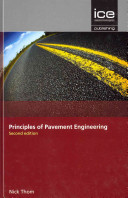 Principles of Pavement Engineering