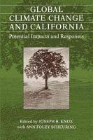 Global Climate Change and California PDF