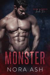 Monster (Made & Broken #2): A Bad Boy Mafia Romance