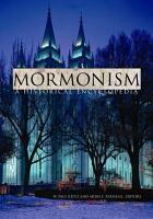 Mormonism  A Historical Encyclopedia PDF