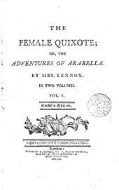 The Female Quixote, Or, The Adventures of Arabella, 1