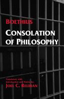 Consolation of Philosophy PDF